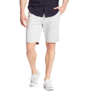 Calvin Klein Jeans Men's Solid Sateen Shorts